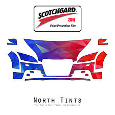 Audi TT S-Line 2011-2014 PreCut 3M Scotchgard Paint Protection Clear Bra Kit