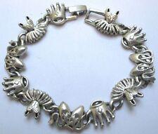 bracelet bijou vintage rétro années 70 couleur argent univers carnaval danse 85