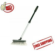 Soft Car Wash Brush Vehicle Cleaning Tool Mop Microfiber Telescoping Handle SUV