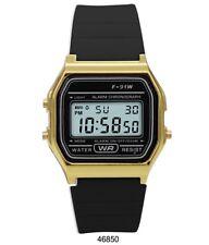 37mm Plastic Retro Digital Watch - 4685