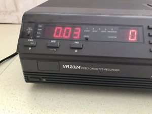 SONY PAL VIDEO-8 PLAYER/RECORDER