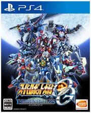 Sony ps4 Playstation 4 Jeu Super Robot Wars OG Moon Dwellers NEUF NEW