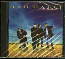 Bad Habit Adult Orientation CD new MTM Music AOR Melodic Hard Arena Rock