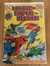 Legion of Super-Heroes #1  (1973) - DC - Superboy