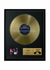 """Rgm1035 Rolling Stones Aftermath Gold Disc 24K Plated Lp 12"""""""