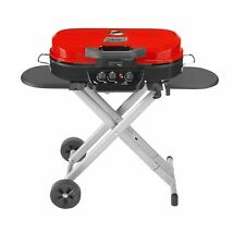 Coleman 1497128 Roadtrip 285 Propane Stand Up Tabletop Grill - 3 Burner
