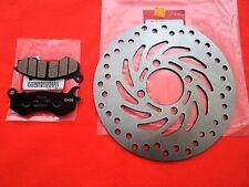 Honda PCX125 Front Brake Disc + Brake Pads Kit 2009 2010 2011 2012 2013 2014 15