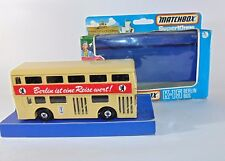 Matchbox Superkings K-15 The Londoner BERLIN Bus