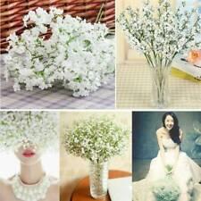3PCS Artificial Gypsophila Baby Breath Flowers Bouquet Home Wedding Decor AU
