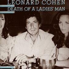 Leonard Cohen - Death Of A Ladies Man [New Vinyl LP] UK - Import