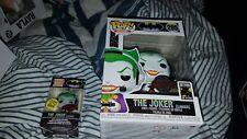 Funko Pop! Heroes: #295 The Joker (Gamer) and Mini The Joker (Gamer) Glow in the