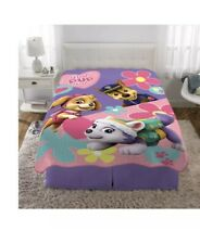 PAW Patrol Girls Pup Pals Forever Blanket Pink/Purple - Best Pup Pals New