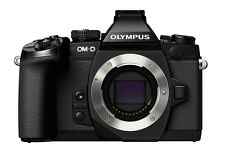 Olympus OM-D E-M1 Mirrorless Digital Camera -Black [Body Only] Fedex Free USA