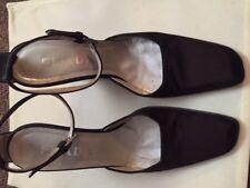 318f17325e1 PRADA Wedge Satin Heels for Women for sale