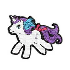 """My Little Pony """"Glory"""" Embroidered Patch - New"""