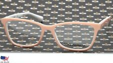 "D&G Dolce & Gabbana DG 3245 3007 TOP POWDER /PINK /WHITE EYEGLASSES 52mm ""READ"""
