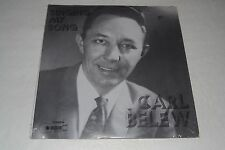 Singing My Song~Carl Belew~Buckboard Records BBS-1014~FAST SHIPPING