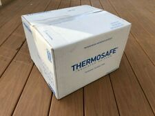 "Thermosafe Insulated Shipper 12"" x 10"" x 7"" Styrofoam Shipping box"