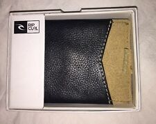 Rip Curl Crafter Slim Wallet (Black) Mens Unisex Purse Money Pocket New