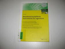 Betriebswirtschaftliche Instrumente für Ingenieure , von Känel (2008)