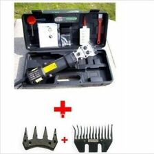 New 350W Electric Sheep / Goats Shearing Clipper Shear+ Curling Tooth Blade+Comb