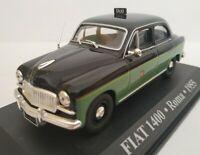 1/43 FIAT 1400 ROMA 1955 TAXI IXO ALTAYA SIN CAJA COCHE METAL ESCALA DIECAST