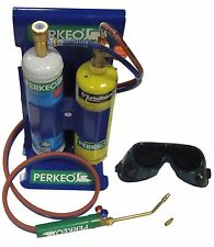 POWERGAS BRAZING KIT / WELDING SET / TOP QUALITY (MADE IN GERMANY)