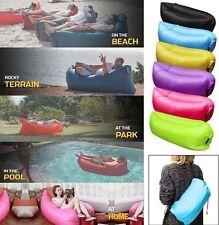 Sofa poltrona gonfiabile materasso divano lettino da spiaggia mare campeggio