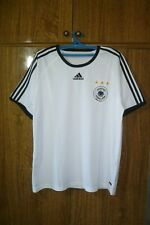 Germany Adidas Football Training Shirt Home 2006/2007/2008 White Men Size L/XL?