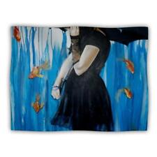 Kess InHouse Lydia Martin 'Sink or Swim' Dog Blanket, 40 by 30-Inch