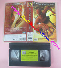 film VHS SPIDER MAN T. Maguire William Dafoe COLUMBIA TRISTAR (F138**) no dvd