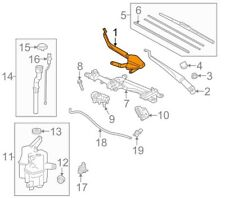 For Toyota Genuine Windshield Wiper Arm Right 8521147100