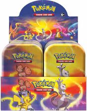Pokemon Kanto Power Mini 10 latas en sellada caja de presentación