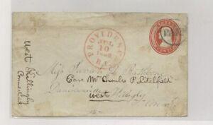 US - Used Postal Stationery Lot # 1