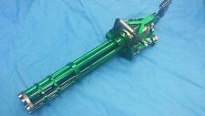 Vulcan M134 electric toy green lantern prop cosplay minigun gatling machine gun