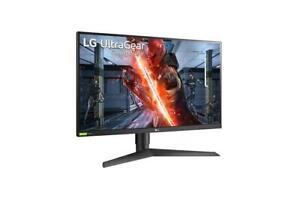 """LG 27GN750-B   LCD Monitor   27""""   Gaming   IPS  FHD, 1920 x 1080, BLACK"""