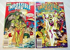 Impossible Man Summer Vacation Spectacular 1-2 VG-F