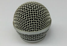 Metal Screen Microphone Grille PG58 Replacement  fits Shure PG58 Microphones