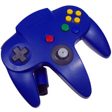 Nintendo 64 Blue Controller Only Japan Import N64 Working Tested Very RARE !!