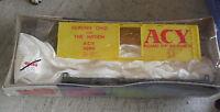 Vintage HO Scale Roundhouse AC&Y Box Car Kit NIB 7774