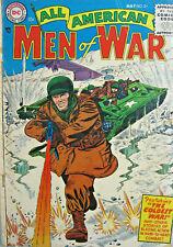 All-American Men of War #21 DC Comic Silver Age 1955 VG
