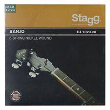 Stagg Bj-1023-ni - Muta per Banjo 5 Corde (10-10)