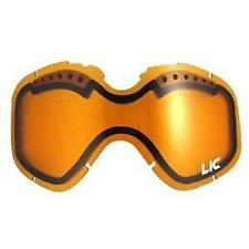 Liquid Image AMBER HD Video Snow Goggles Replacement Dual Lens 631-124
