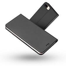 Handy Hülle Apple iPhone 7 / 8 Plus Book Case Schutzhülle Tasche Slim Flip Cover
