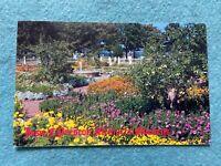 Josie F. Prescott Memorial Gardens, Portsmouth, New Hampshire Vintage Postcard