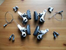 RARE WEINMANN CANTILEVERS BRAKES RETRO MTB TOWN TREKKING BIKE BRAKE SET IN VGC