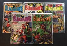 Blackhawk #204,224,226,233 & 235 1964 DC Comics Combine Shipping