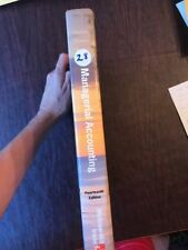 Managerial Accounting Fourteenth 14th Edition 2011 McGraw Hill Garrison Noreen