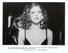 Nancy Allen Michael Caine Dressed To Kill De Palma Original Vintage 1980