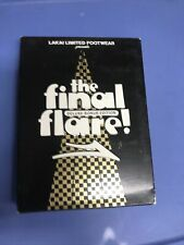 The Final Flare Deluxe Bonus Edition DVD 2 Disc DVD.  No Blu-ray Disc
